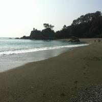 竜馬記念館と、名勝、桂浜!