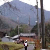 3/26(日)、「千早口駅」往復11キロ! 鶯の鳴き声を聞きながら!