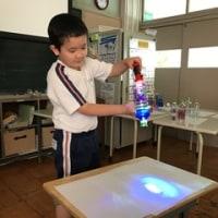 小学部5年生 授業の様子(図工)