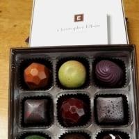クリストファーエルボーのチョコレート