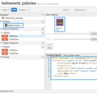 GUIで、Web APIのJSON,SOAP,XML変換やAPIキーチェック、認証、トラフィック制御ができる