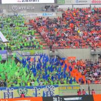 J1「第32節」、湘南ベルマーレに3-2でヒヤヒヤ勝利も4位浮上!@NACK5スタジアム大宮!