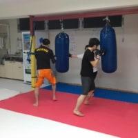 動画⬛(金)キックボクシング初級
