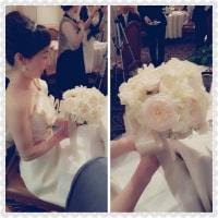 かおりん♡結婚式 @恵比寿ジョエルロブション