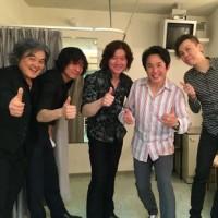 佐藤竹善さんコンサート「Live! The Best Of Cornerstones」初日終了!