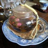 露伴茶館初めてのランチ