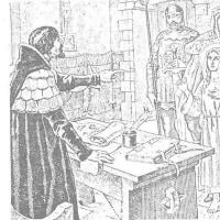 『ばらの聖女 ヴィテルボの聖ローザ』企画:デルコル神父、文:江藤きみえ 8