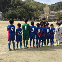 糸島サッカー協会杯 U-12 in加布里G 1/29(日)