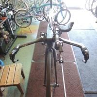 TTバイクのサイズ調整