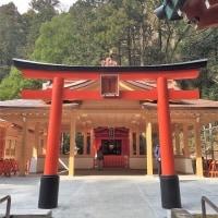 箱根三社詣で
