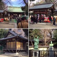 新小岩厄除(間々井)香取神社