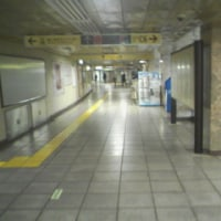 銀座の地下