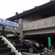 理事長杯に 神戸オープンゴルフ@北神戸ゴルフ場 なんと場違いな!