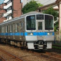 2017年6月26日 小田急 南新宿 1057F+1064F リニューアル更新車 同士