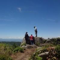 蓬田岳(952m)