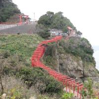 山口県の元の隅稲荷神社です
