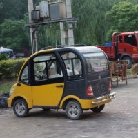 中国 济宁(ji ning)の電気自動車