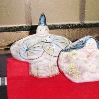 H29雛祭り 夫婦の作品