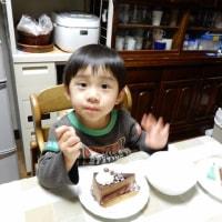 ななちゃんの7才誕生日 2017.05.13 「302」