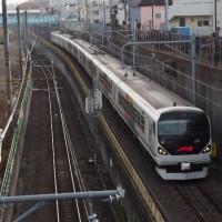 2016年12月4日,あずさ7号 E259系