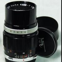 【第575沼】OLYMPUS E.ZUIKO AUTO-T 100mm F3.5 PEN-F用望遠レンズと接写リング