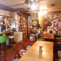 塩釜の喫茶店「ポエム」のナポリタンと日替りランチ