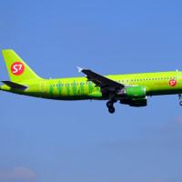 オーロラ航空&S7航空