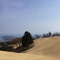 3/22 ラウンド13@湯河原カンツリー倶楽部