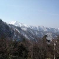 日本百名山 剣山