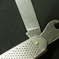 米軍装備品 カミラスのポケットナイフ