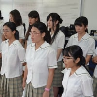 沖縄に「向陽高校」、向日市の「向陽高校」と同じ名前、県立と府立の違いがありますが・・・