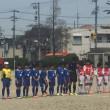 第16回JA全農チビリンピック8人制サッカー大会愛知県大会知多地区大会予選リーグ(U11)試合結果