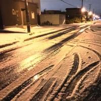 雪があー 安平講演会大成功!!