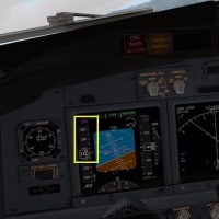 X-Plane11の改良B737-800で高知から伊丹まで(2)