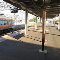 久々の電車通勤