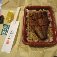 三重県の鰻は安価のようですね。