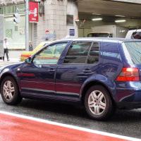 Volkswagen Golf 1997- パネル精度が格段に向上した4代目のフォルクスワーゲン ゴルフ