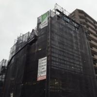 国分寺市事務所ビル大規模修繕工事の現場報告