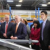 オーストラリア  2日総選挙で「親中派」ターンブル政権が接戦を制するか?