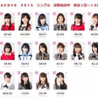 HKT指原莉乃 AKB48選抜総選挙で3連覇を逃す?