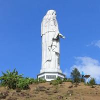 PORTO UNIAO(キリスト像)