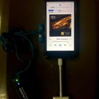 iPhoneでハイレゾ Micro-DAC 24 192