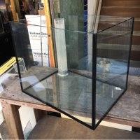 中古 600×450×450オールガラスオーバーフロー水槽