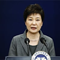 韓国 朴大統領 任期満了前に辞任?!