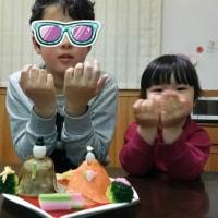 進化したお雛様寿司
