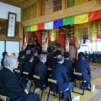 第58回「田中城代家老及び萱野父子並びに先賢顕彰・供養会」が開催されましたm(__)m