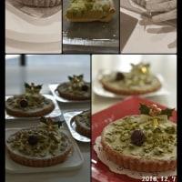 12月7日Cake&Desert講習