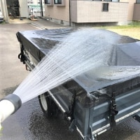 全国オフ準備 洗車から