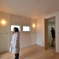 エターナル妙見坂2丁目 モデルハウス ナイター見学会♪(^_^)v