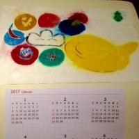 カレンダー作り